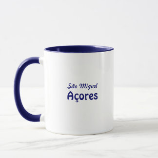 Mug Lacs aux Açores