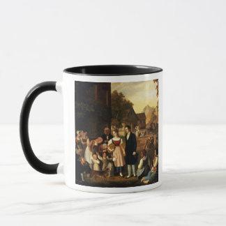 Mug L'adieu de Dorothea, Hermann de Goethe de 'et font