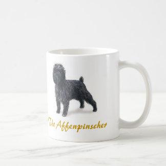 Mug L'Affenpinscher, amoureux des chiens en abondance