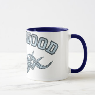Mug Lakewood - casque tribal de Viking