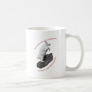 Mug L'alpinisme n'est pas pour Wussies