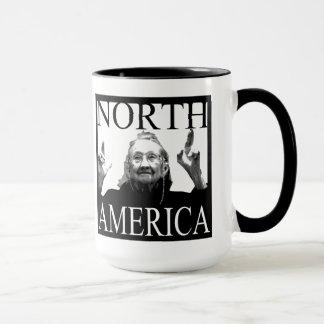 Mug L'Amérique du Nord - discrétion sans entrave