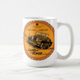 Mug Land Rover dur