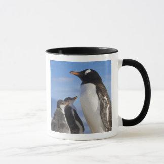 Mug L'Antarctique, crique de Neko (port). Pingouin 2