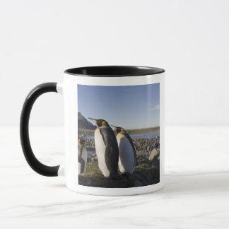 Mug L'Antarctique, île du sud de la Géorgie (R-U), roi