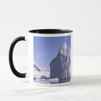 Mug L'Antarctique, péninsule antarctique. Zodiak et