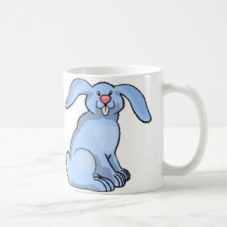 Mug Lapin bleu maladroit