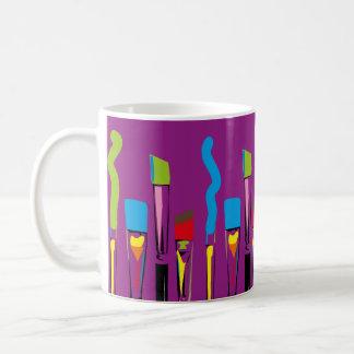 Mug L'artiste coloré usine des arts contemporains
