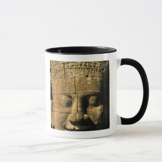 Mug L'Asie, Cambodge, Siem Reap. Angkor Thom, têtes de