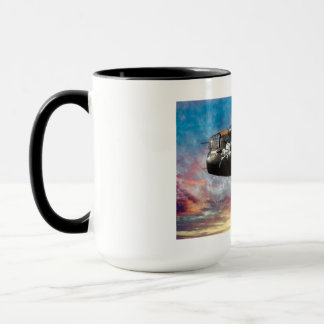 Mug L'atterrissage
