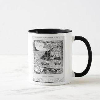 Mug L'atterrissage de Columbus