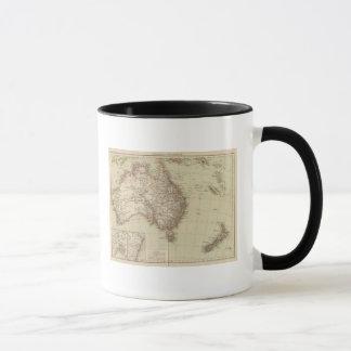 Mug L'Australie, Nouvelle Zélande