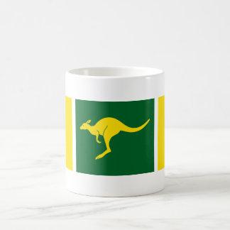 Mug L'Australien colore le kangourou