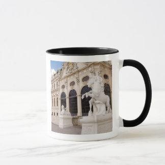 Mug L'Autriche, Vienne, palais de belvédère,