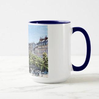 Mug l'Auxerrois Claude Monet de Germain de saint