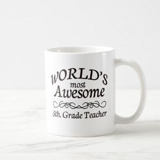 Mug Le 5ème le plus impressionnant du monde.