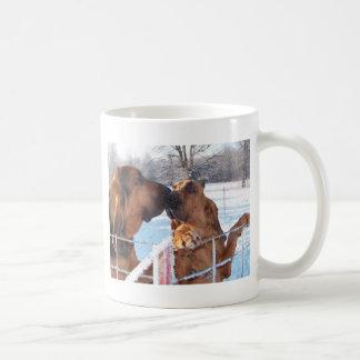 Mug Le baiser - limier