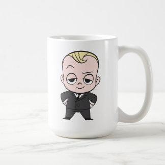 Mug Le bébé de patron | je ne suis aucun bébé