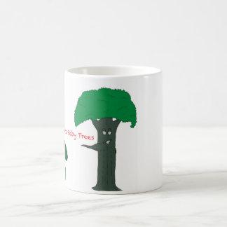 Mug Le brocoli sont des arbres de bébé