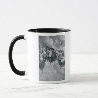 Mug Le Burning de Jamestown