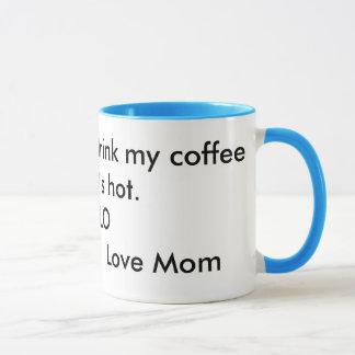 Mug Le café de la maman