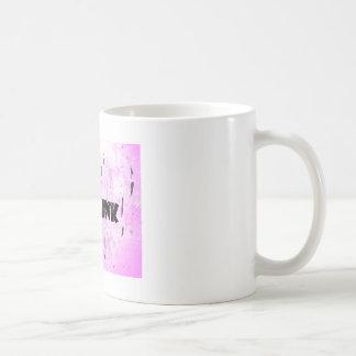 Mug Le cancer du sein est un punk