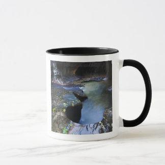 Mug Le canyon de fente de souterrain