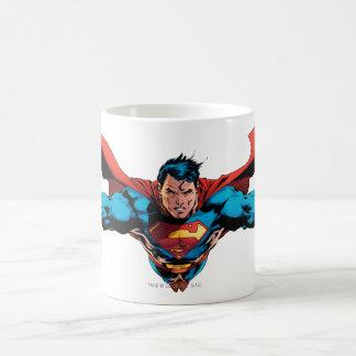 Mug Le cap de Superman vole