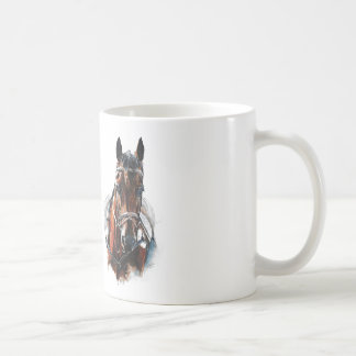 Mug le cheval de trot art. me customisent