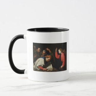 Mug Le Christ parmi les médecins, c.1630
