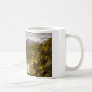 Mug Le coeur les Andes