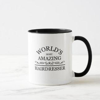 Mug Le coiffeur le plus extraordinaire du monde