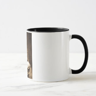 Mug Le Col. gris John S. Mosby de fantôme