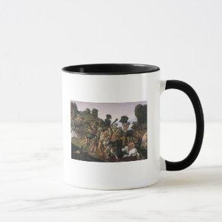 Mug Le combat entre le Lapiths et les centaures