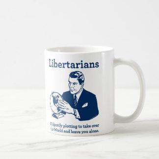 Mug Le complot libertaire