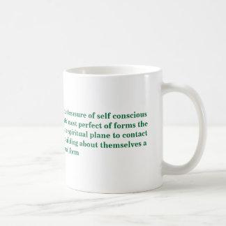 Mug Le corps spirituel parfait