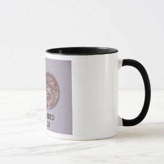 Mug Le DOLLAR d'OBAMA-SIZED