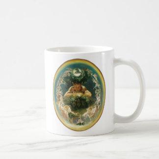 Mug Le faune et fées
