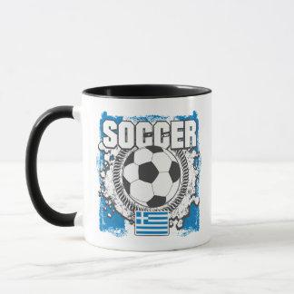 Mug Le football de la Grèce
