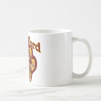 Mug Le football de sauterelle et de PeeWee de Rockford