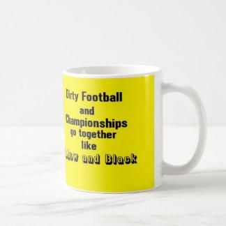 Mug Le football sale