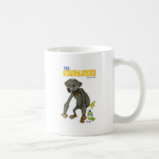 Mug Le Gimpanzee