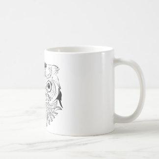 Mug le hibou