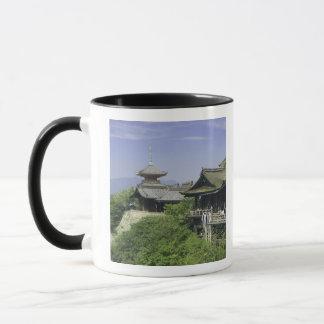 Mug Le Japon, Kyoto, la vue du temple de Kiyomizu