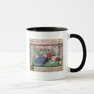 Mug Le jardin de l'amour