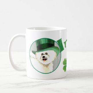 Mug Le jour Bichon de St Patrick