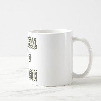 Mug Le libéral riche est un oxymoron #002