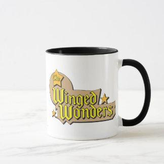 Mug Le logo à ailes de merveilles