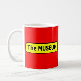 Mug Le logo de MUSÉE le MUSÉE Zazzle