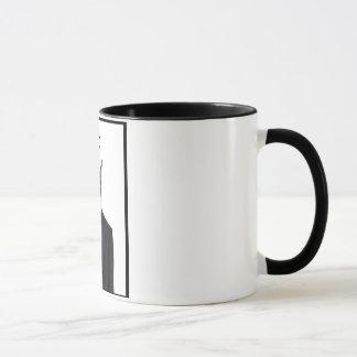 Mug Le maintenant chic (chat grincheux 2,0)